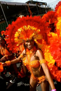 Tobago Carnival --- Photo Tourism Dev. Authority