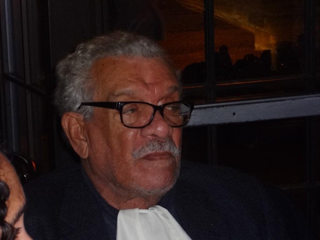 Wacott receives W. E. B. DuBois Black Writers Award