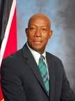 Opposition Leader Dr. Keith Rowley