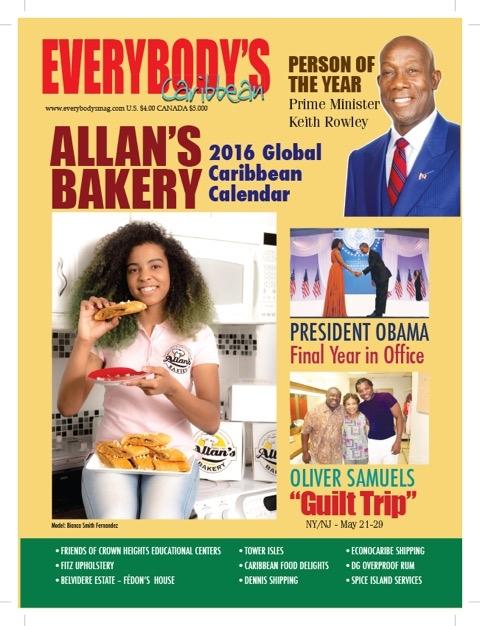 Calendar 2016 Issue