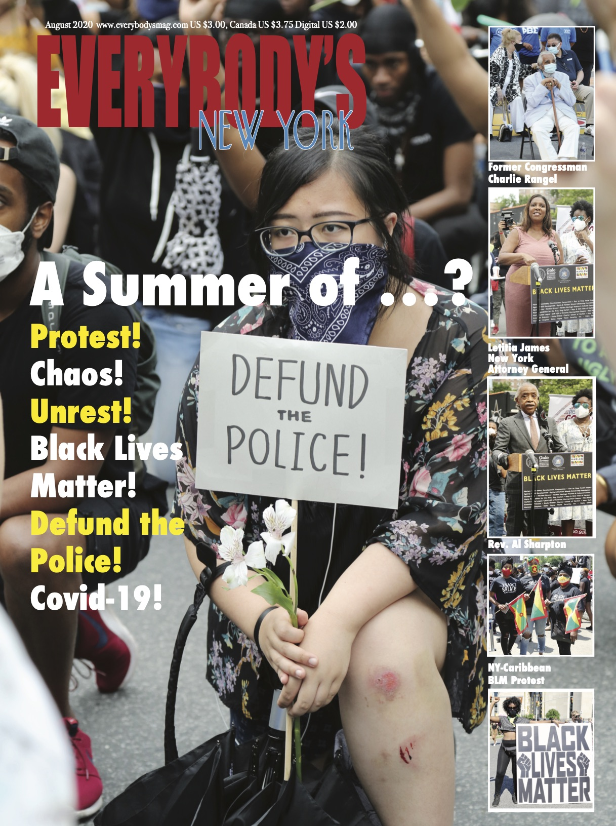 2020 August Cover